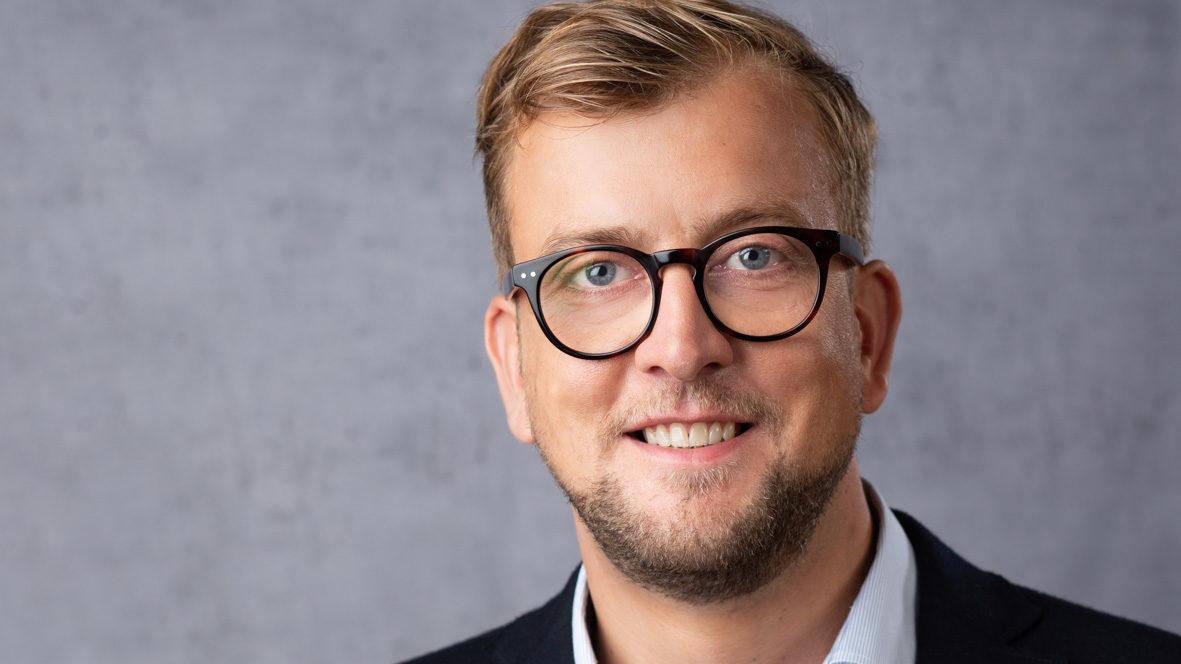 Porträt Guido Zinke